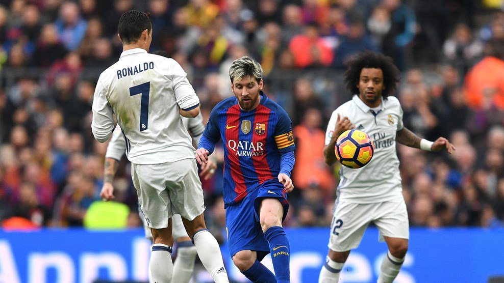 Real Madrid Force Barcelona To El Clasico Draw