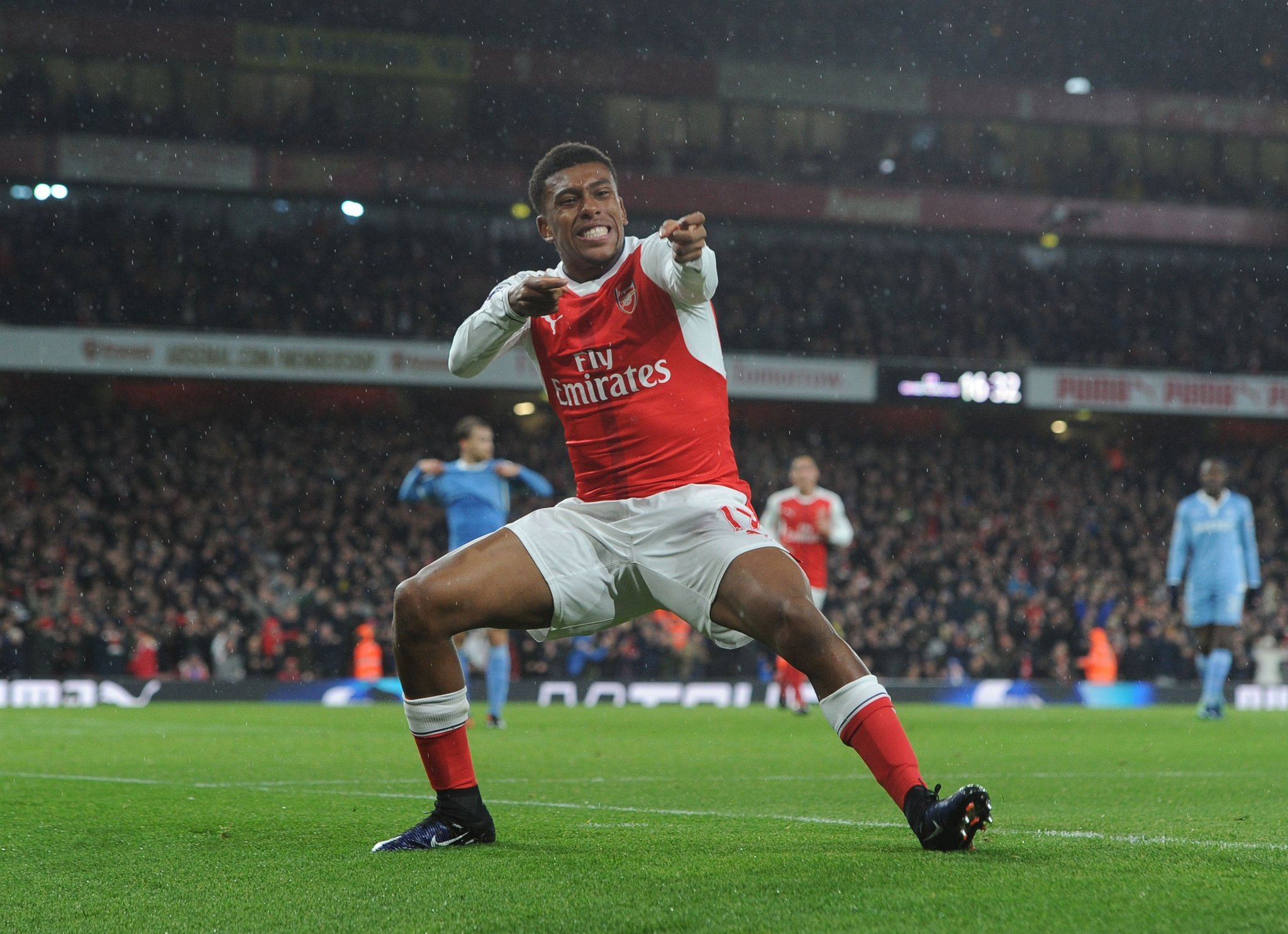Iwobi Thrilled With Season's First EPL Goal, Arsenal Win