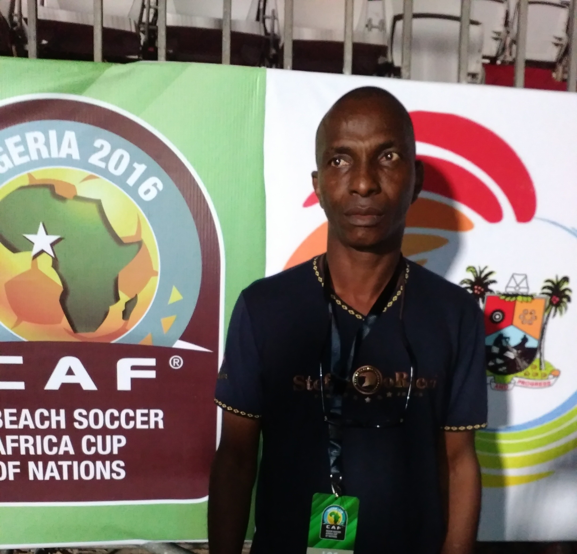 Nigeria qualifies for 2017 FIFA Beach Soccer World Cup in Bahamas