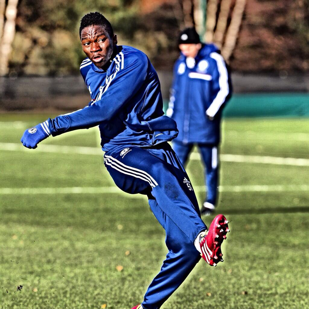 Omeruo: I Want EPL Action, But Chelsea, New Offers To Decide; Emenike, Van Persie My Toughest Opposing Attackers