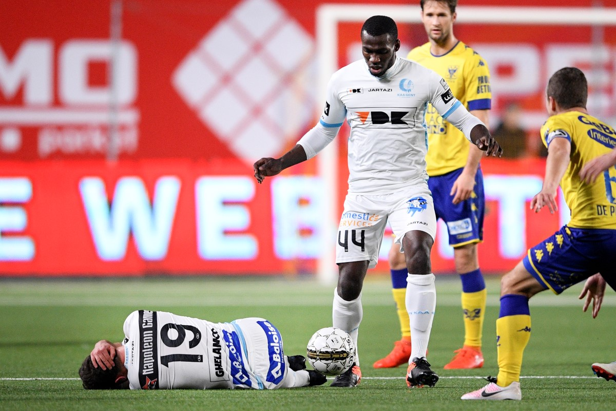 Esiti's Red Card Cancelled, To Play Against Ndidi's Genk