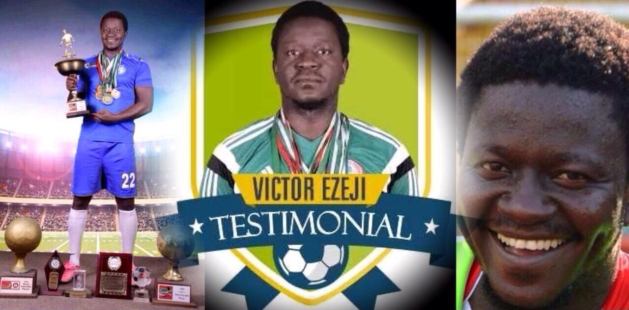 Ezeji: How I Enjoyed 20 Fantastic Years In Nigerian League