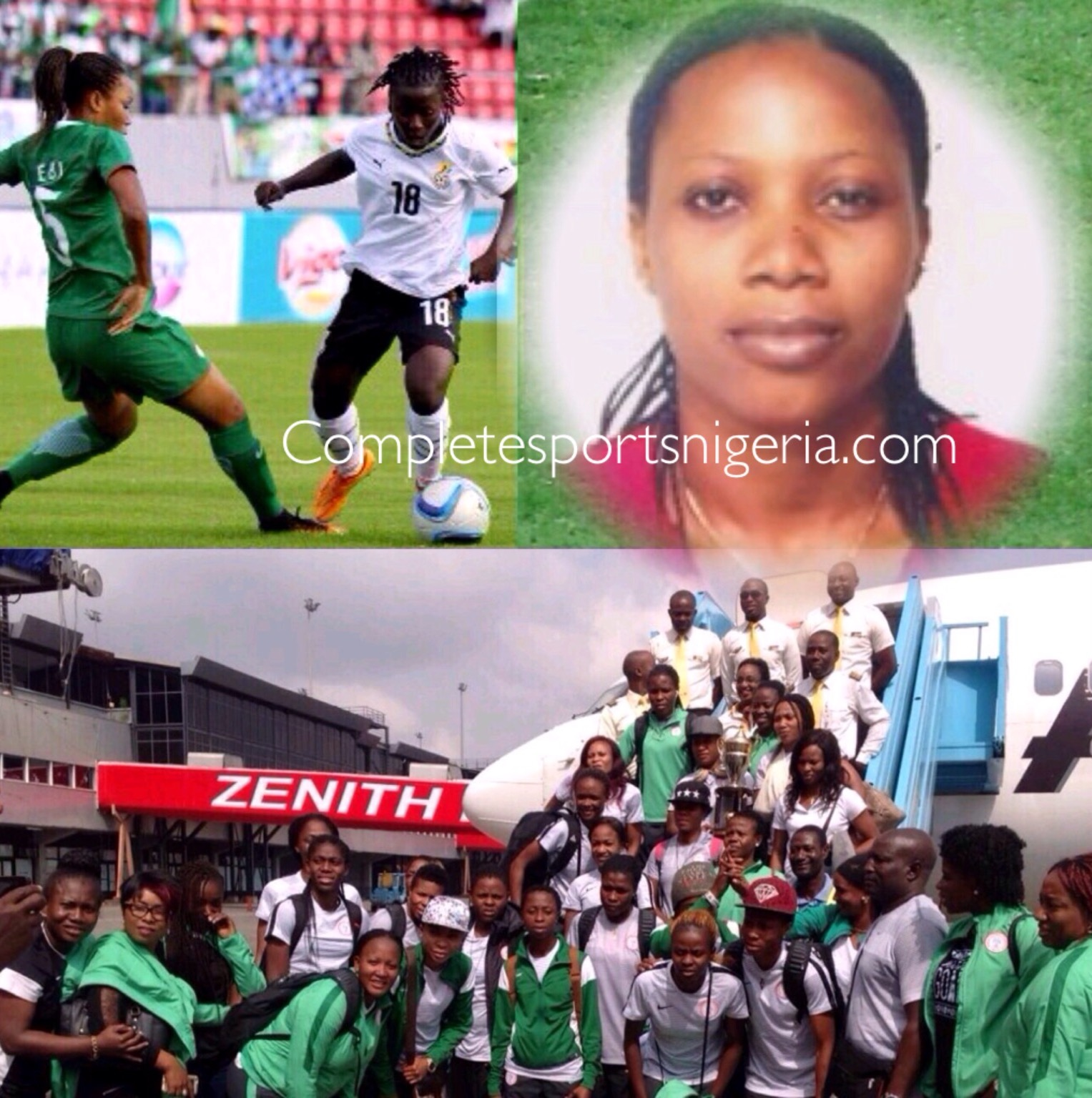FIFA Women's Ranking: Ebi Expects NIgeria Rise From 34th, Calls For Top Friendlies