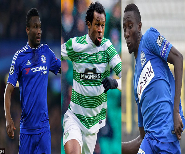 Five Nigerian Players Set For January Moves