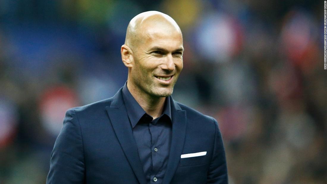 Zidane RelishesCasemiroBoost Ahead El-Clasico Clash Vs Barca
