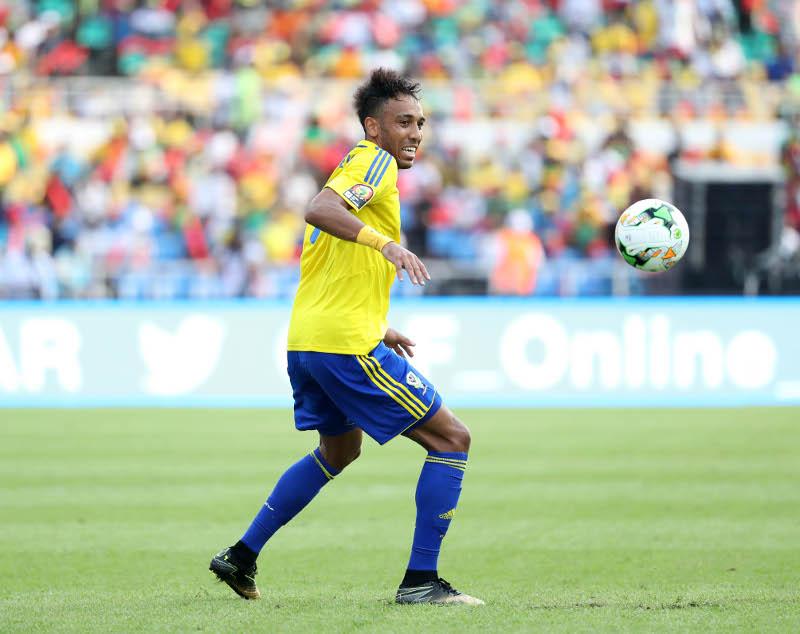 AFCON: Aubameyang Scores Again As Gabon, Burkina Faso Draw