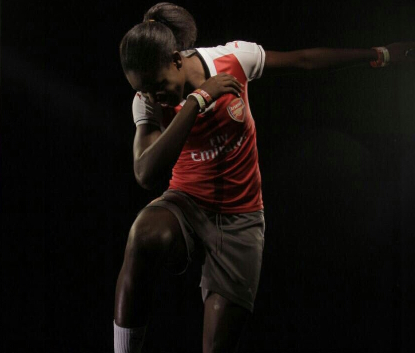 Oshoala To Stay At Arsenal, Denies China Move Reports