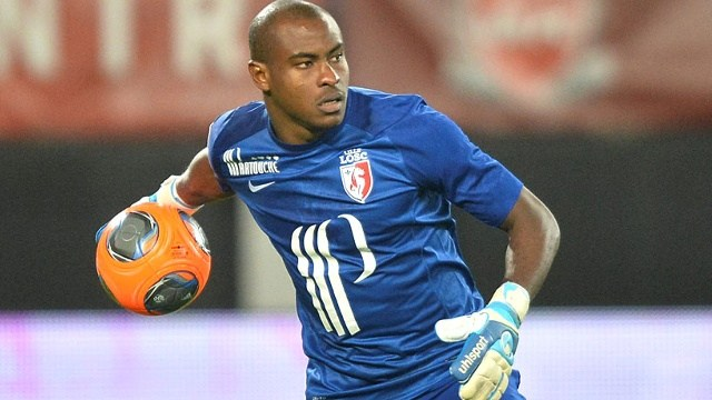 Enyeama Saves Lille, Makes 140th Ligue 1 Appearance