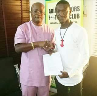 Paul Onobi Joins Abia Warriors From Finnish Club