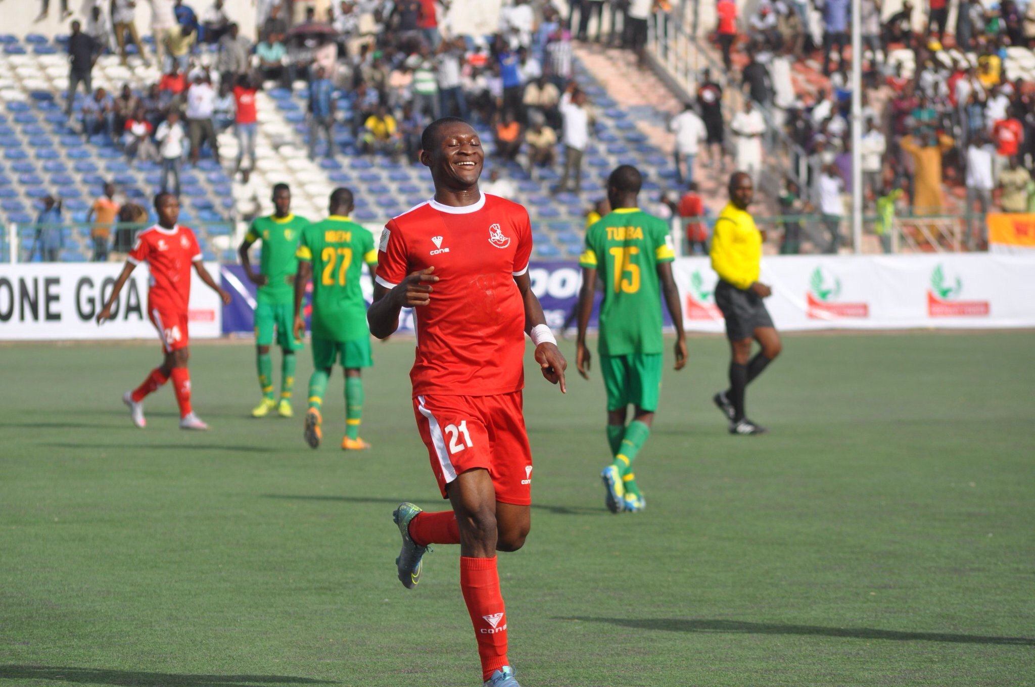 NPFL UPDATE: Obaje Rules Self Out Of Wikki And IfeanyiUbah Clash