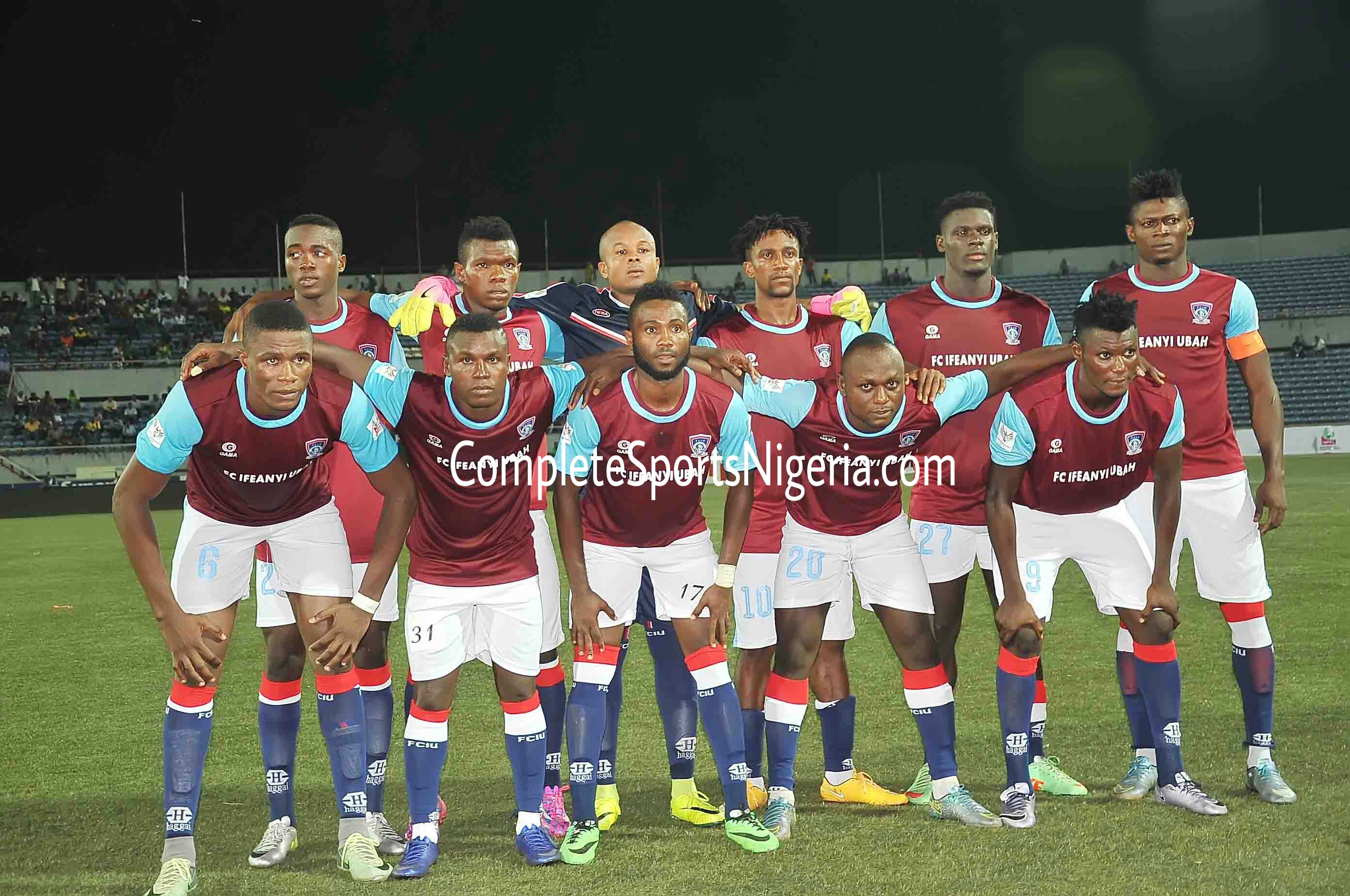 FC IfeanyiUbah Federation Cup holders win 2017 Charity Cup