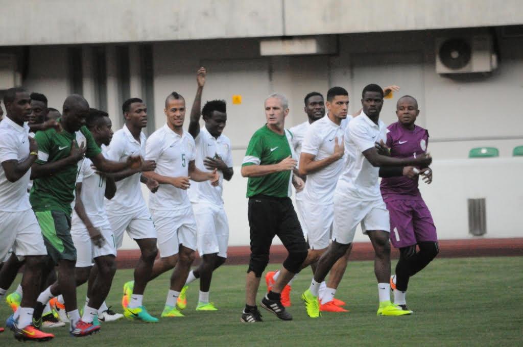 Injured Moses, 16 Super Eagles In Camp For Senegal, Burkina Friendlies