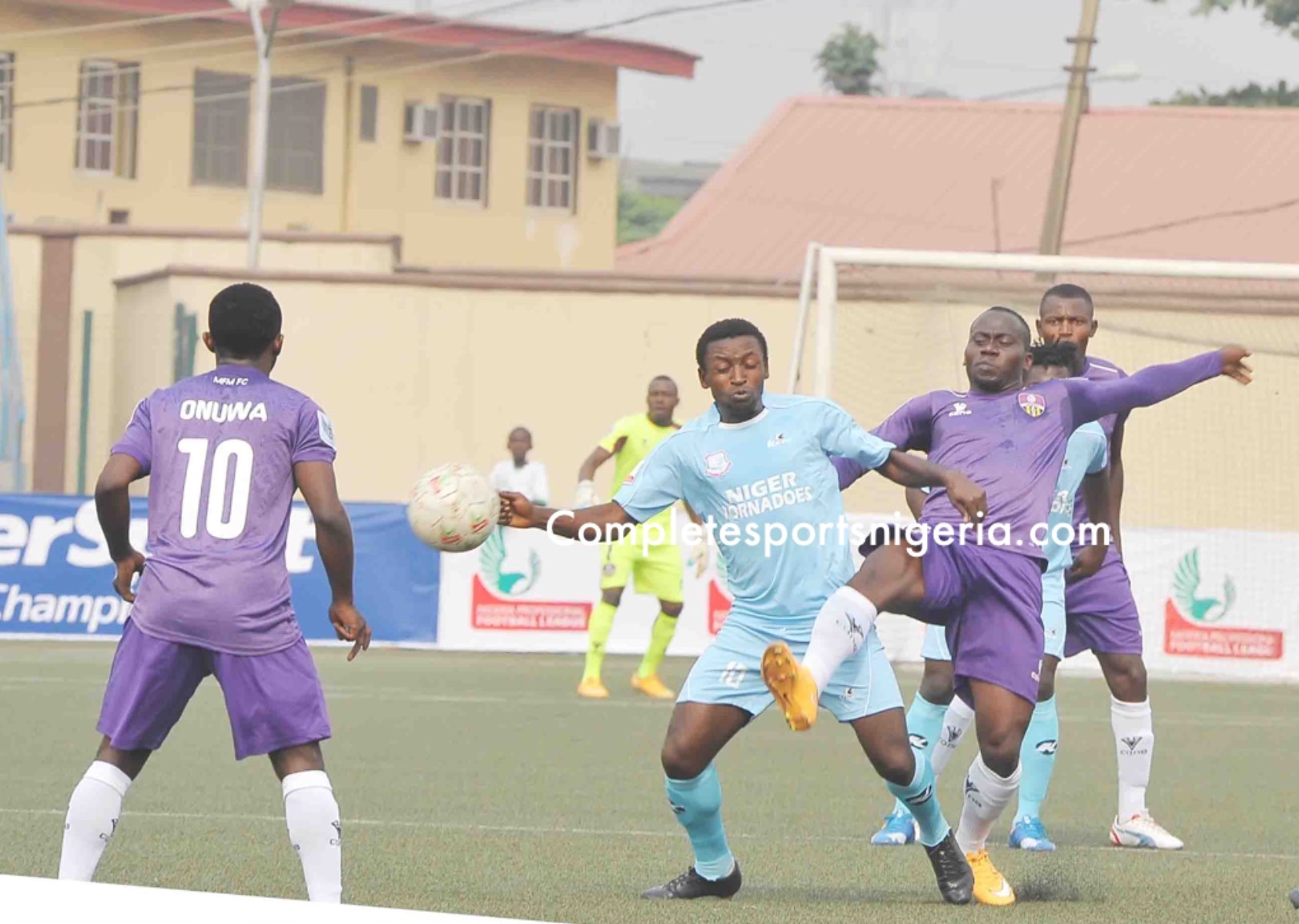 Owolabi: IfeanyiUbah's Walkout Didn't Take Shine Off  NPFL Matchday-One Fixtures