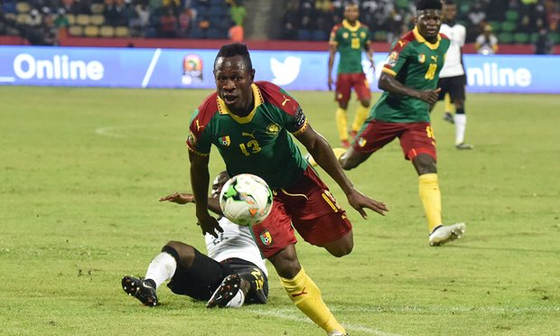 Cameroon won AFCON with this jaw-dropping goal from Vincent Aboubakar