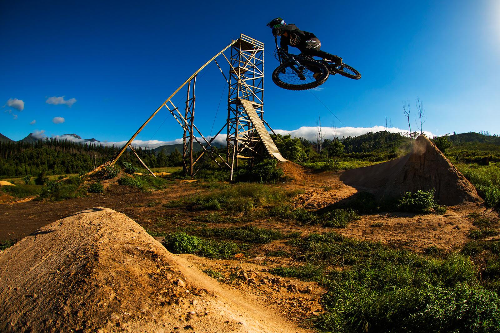 Mountain Biking: Monster Energy Presents DarkFest, Showcases Highest Jumps In The World