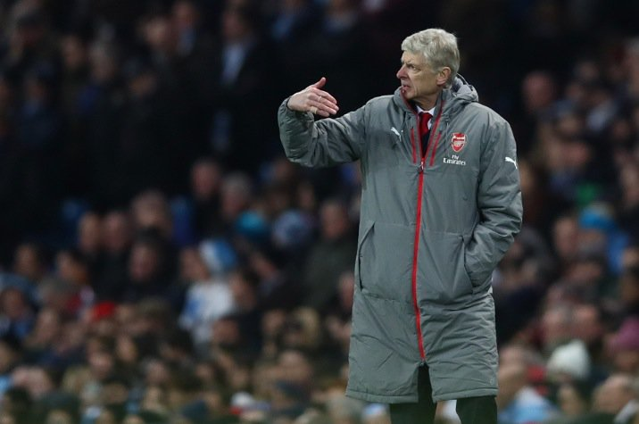 Wenger Dismisses New Contract Talk, Relishes FA Cup Semi Vs City