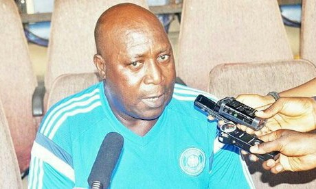 Lobi Stars Coach, Uwua: My Suspension Because Of Home Draw Uncalled For
