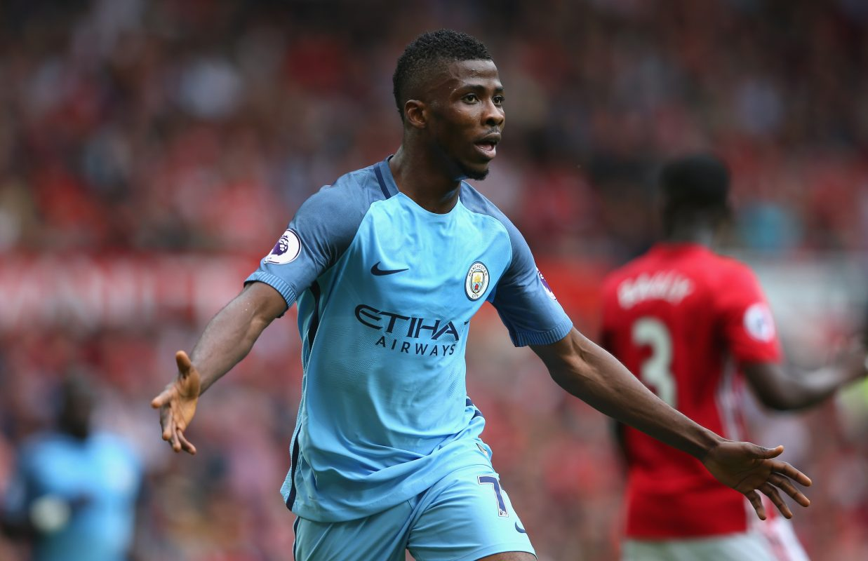 Agent: Iheanacho Will Leave Man City In The Summer