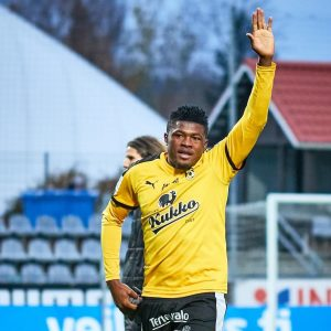 Salami Quits Kuopion, Set For Turkey Move In January