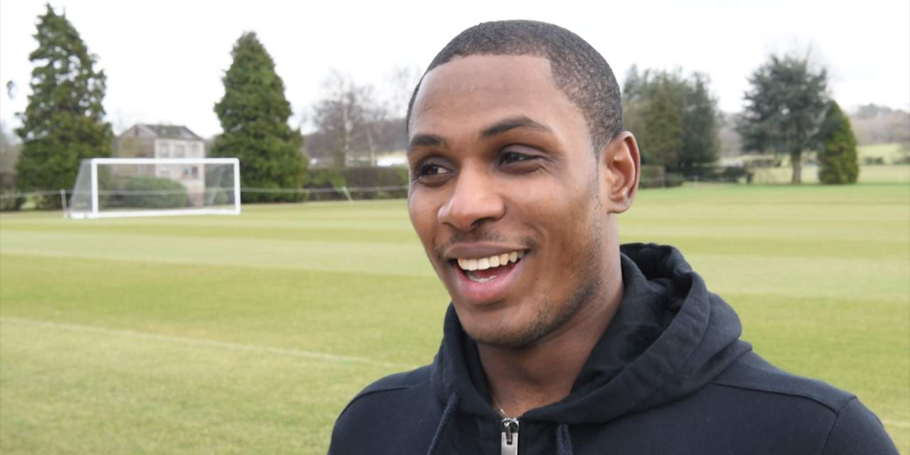Ighalo: EPL Is Great, Will Go Back If Opportunity Comes