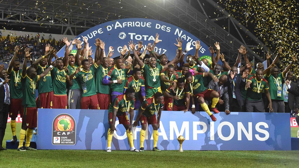LION KINGS: Cameroon Overpower Egypt To Claim Fifth AFCON Title