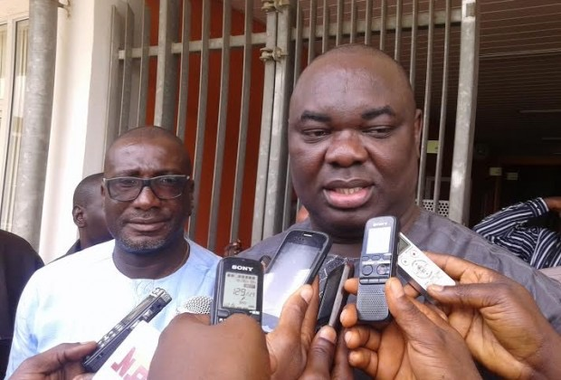 DSS Ejects Giwa-Led Faction From NFF Offices On Presidency's Order