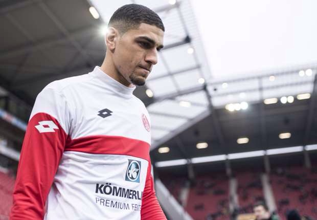 Mainz, Troost-Ekong Celebrate Balogun At 29