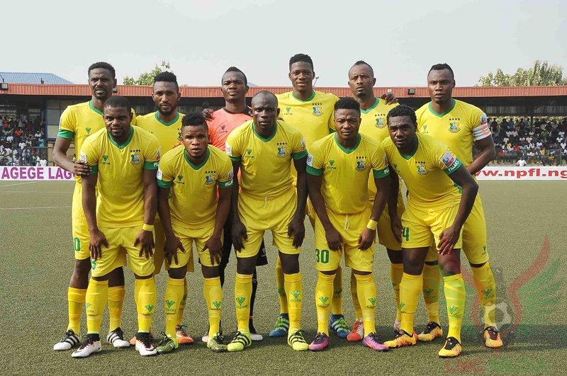 NPFL: Kano Pillars Players, Officials To Share 'Additional ' N1m Bonus For Every Away Win