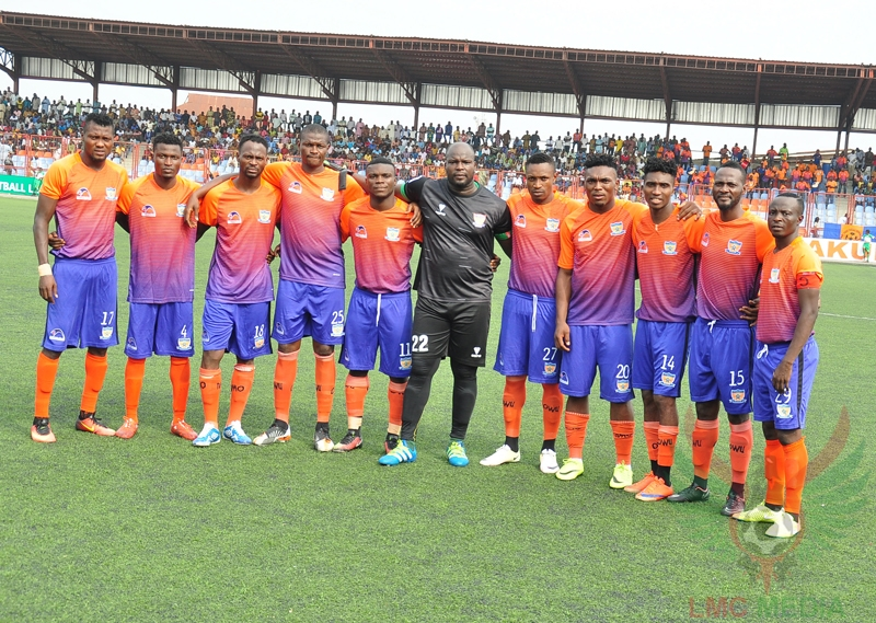 Aiteo Cup: Sunshine Stars, Wikki, Katsina United Through To Round Of 32
