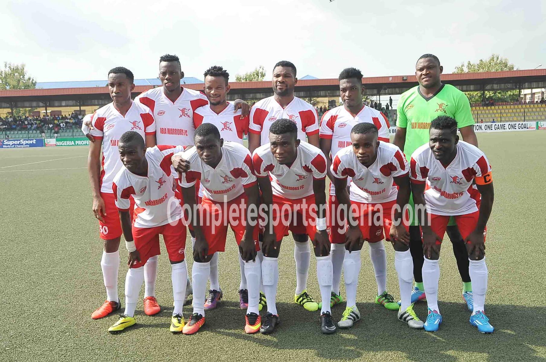 Abia Warriors Captain Efugh: Poor First Half Cost Us MFM ...