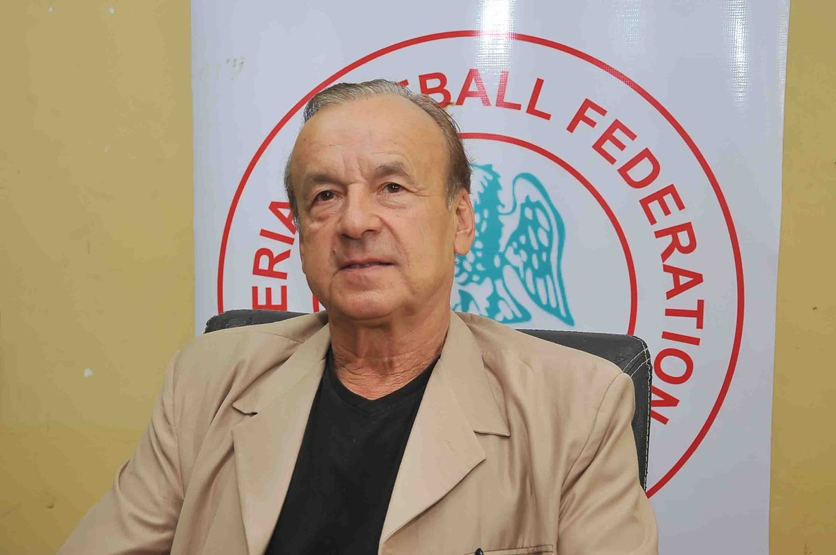 NFF To Rohr: Get Super Eagles World Cup Ticket Or Go