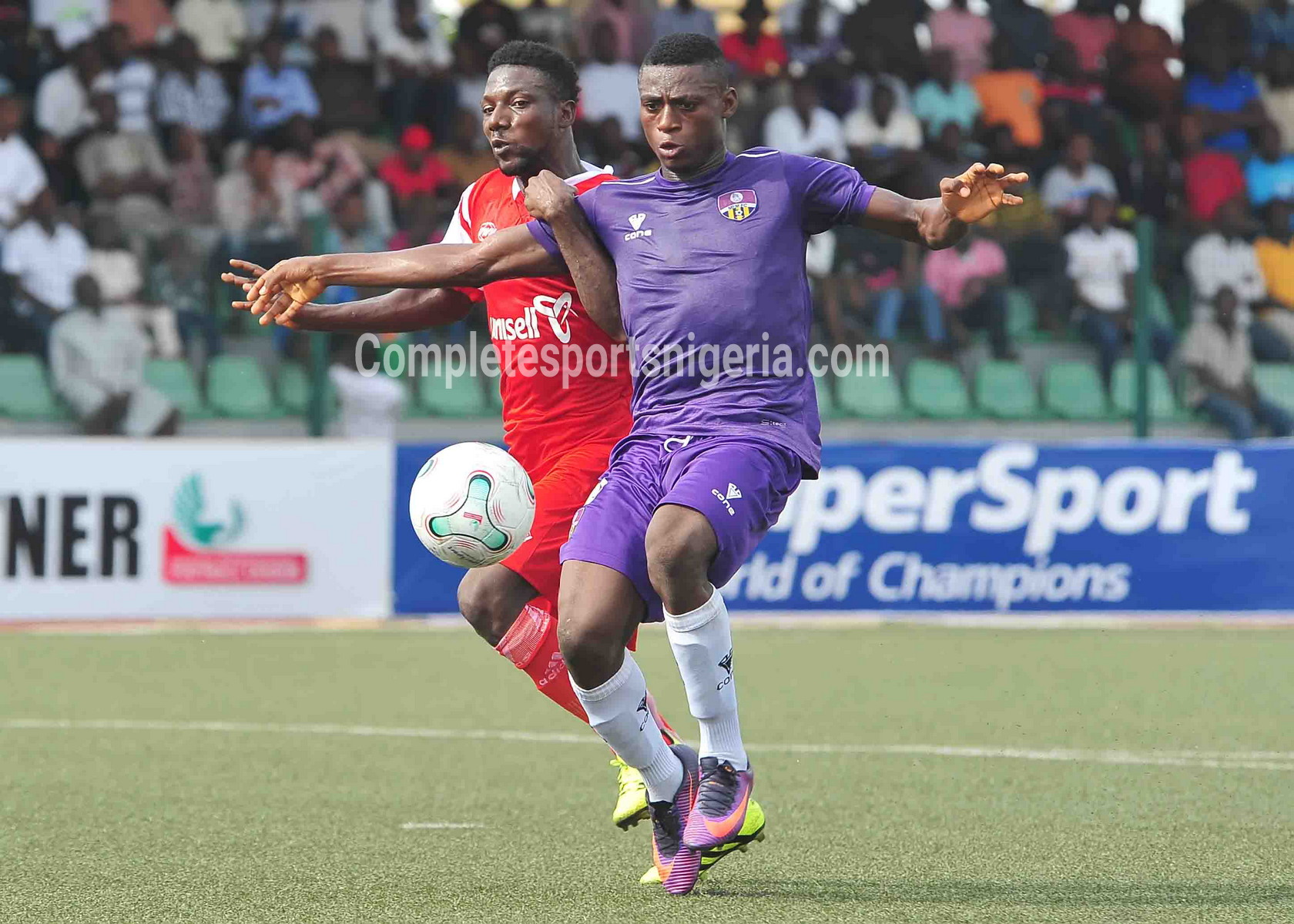INTERVIEW Odey: I Want At Least 20 NPFL Goals, Eagles Experience Improved Me
