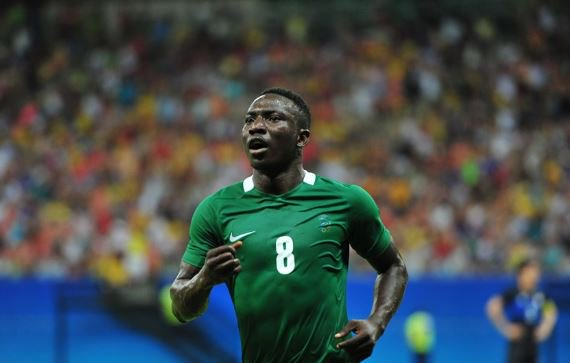 Etebo: Nigeria Vs Argentina More Than A Friendly
