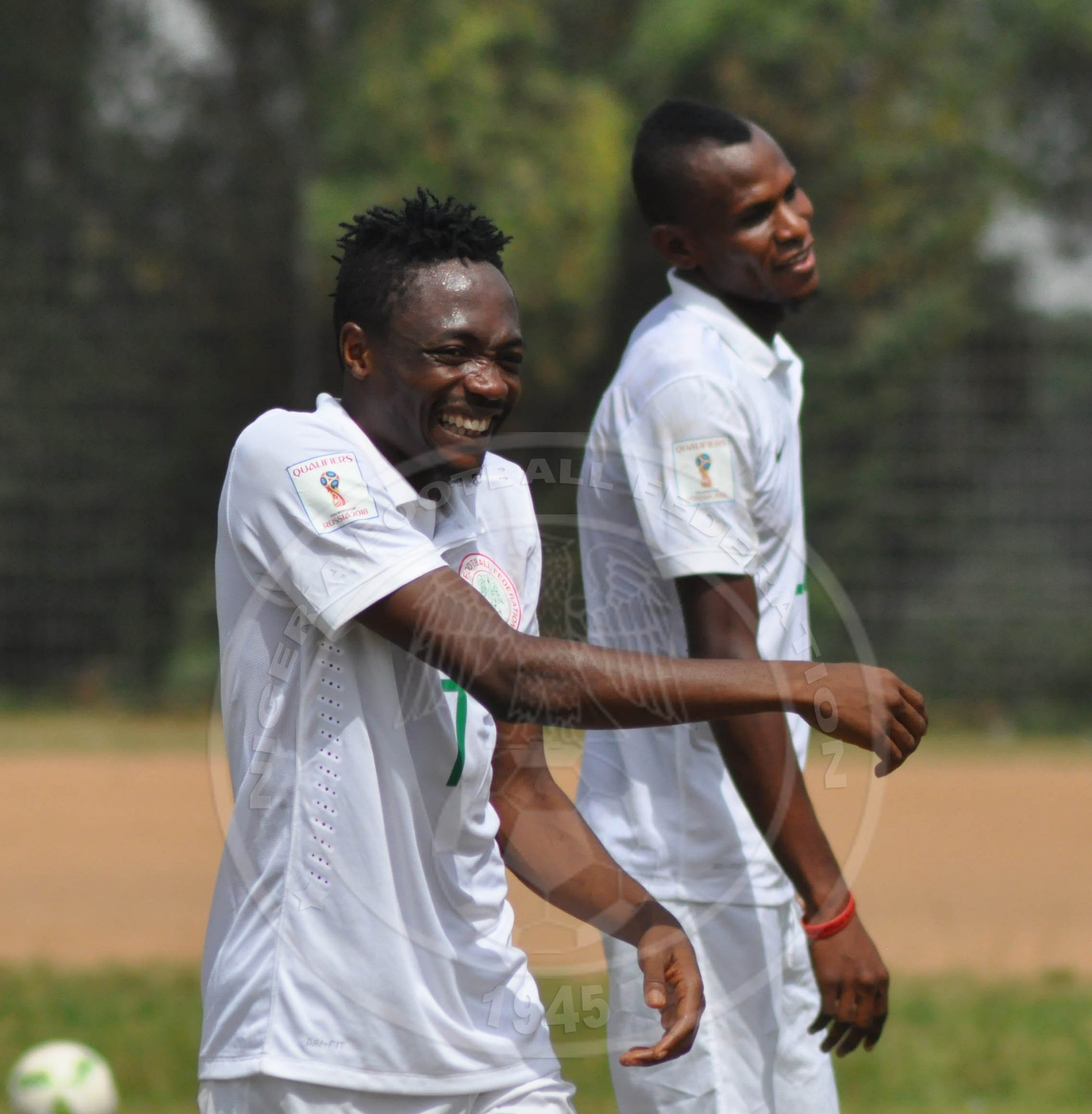 Super Eagles step up preparations for friendly clashes