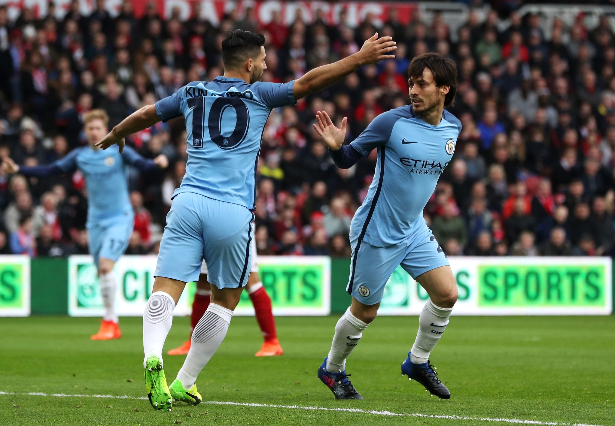 FA Cup: Iheanacho Makes Late Appearance As Man City Cruise Into Semis