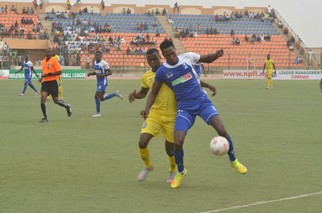 NPFL UPDATE: Plateau Outsmart Pillars To Stay Top