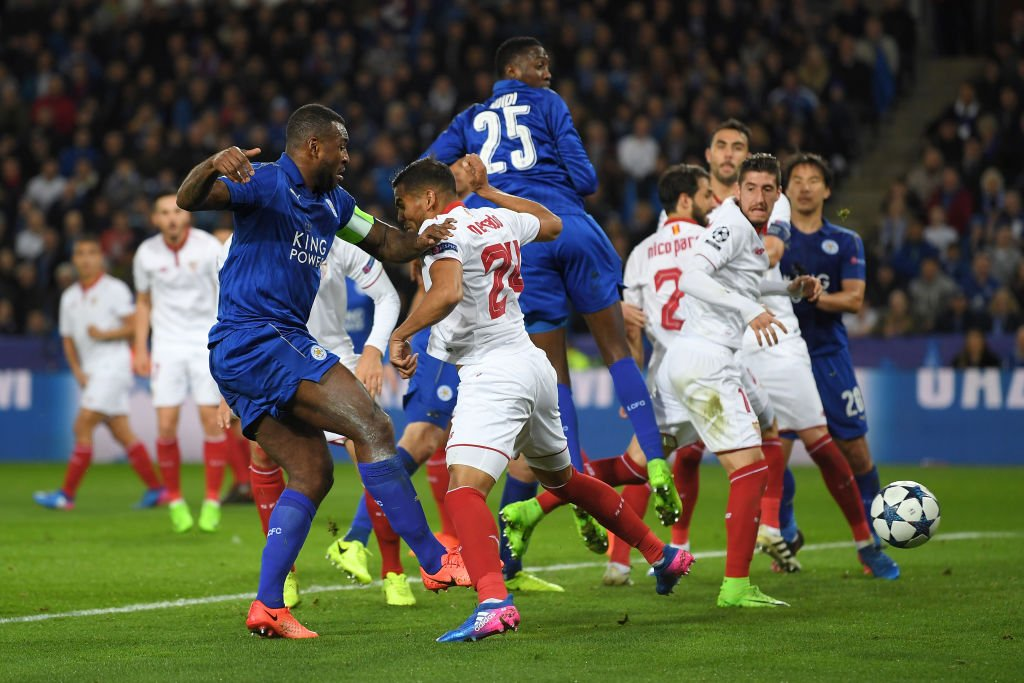 Ndidi Sparkles As Leicester Reach UCL Q/Finals; Juventus Edge Porto