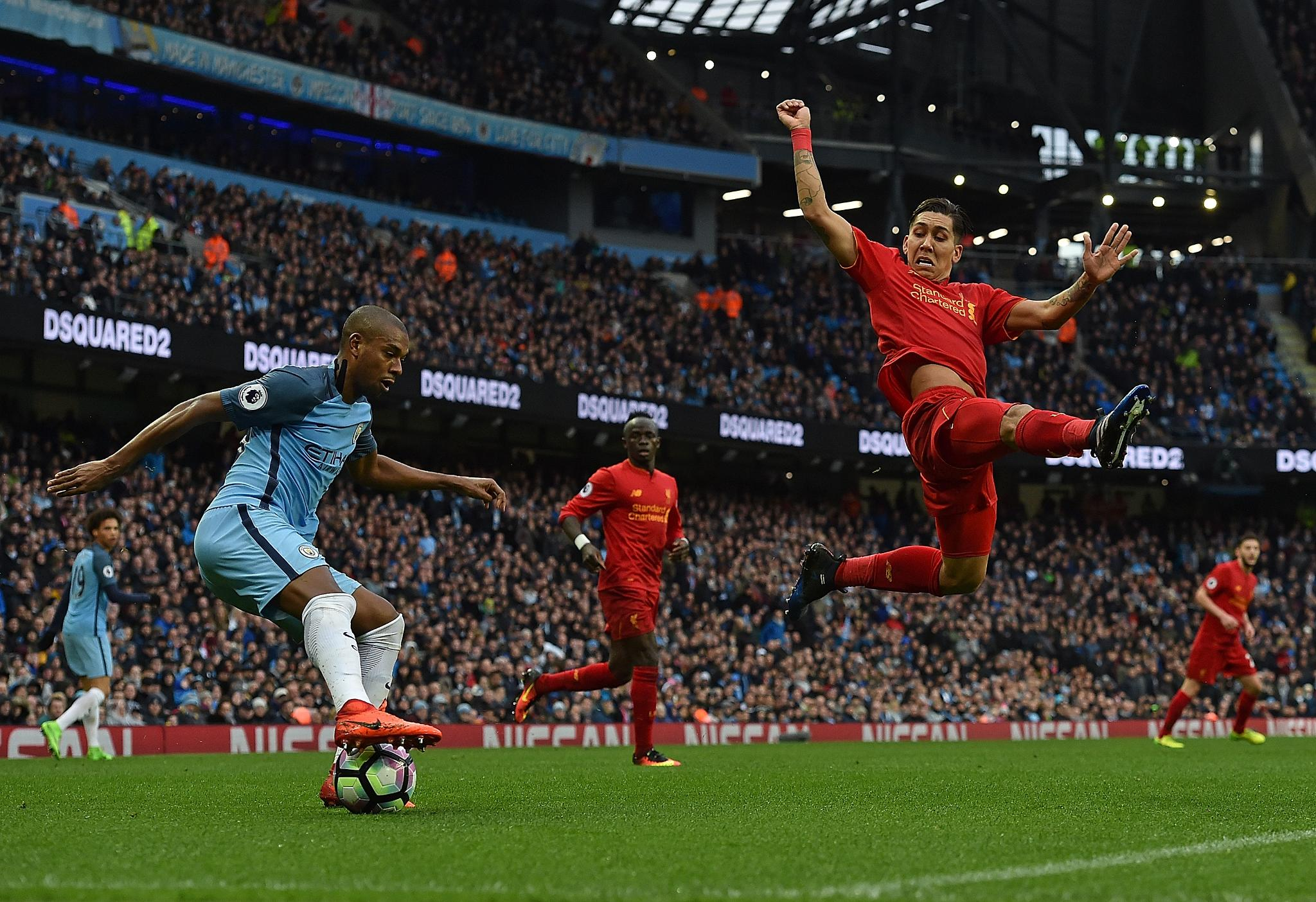 Iheanacho Benched As Man City, Liverpool Draw