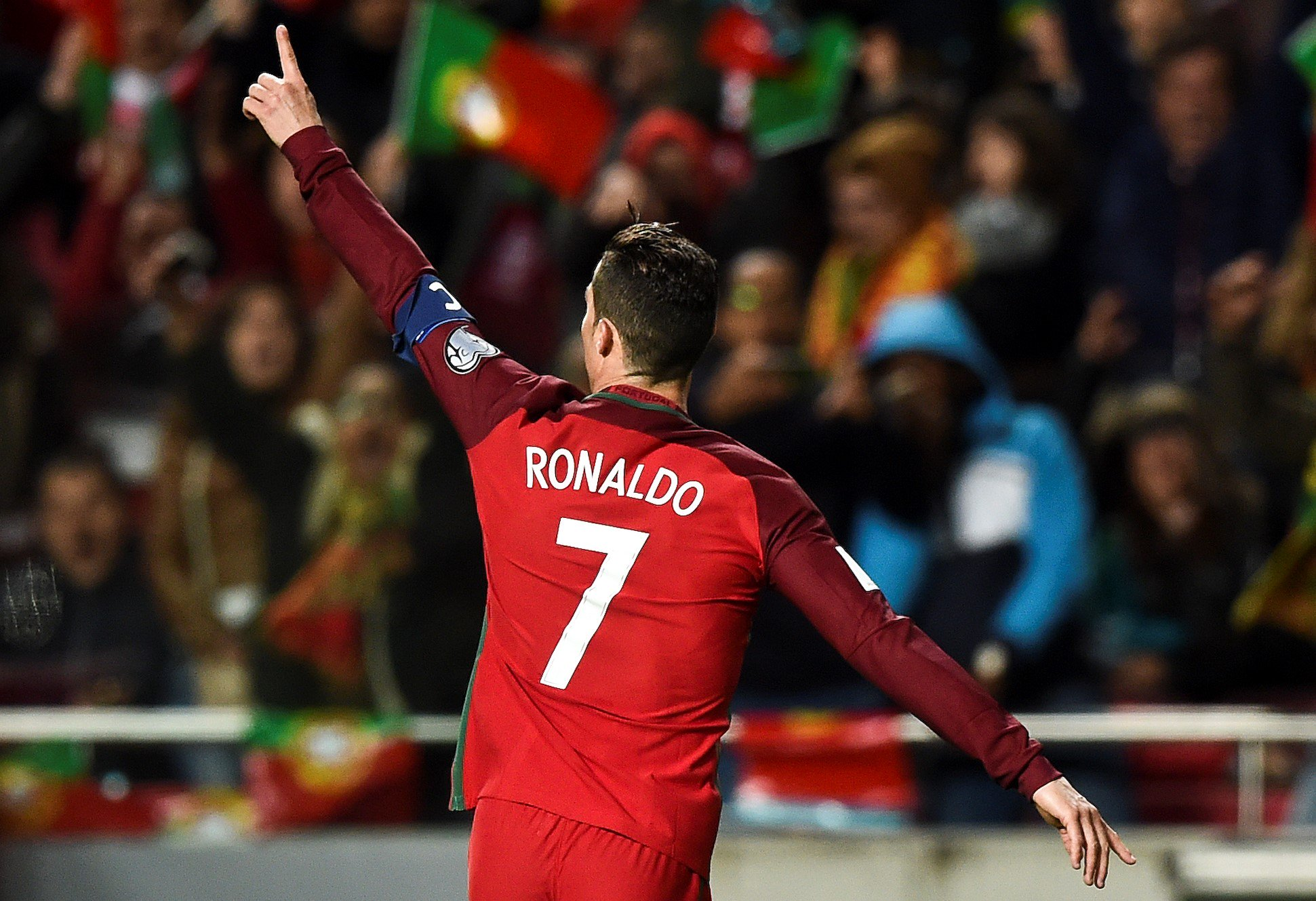 WCQ: Ronaldo Hits Goal No.70 In Portugal Win; Bulgaria Stun Holland