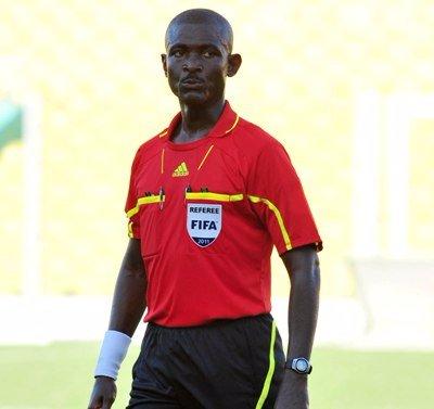FIFA Ban Ghana Ref Lamptey For Life Over S/Africa Vs Senegal Error