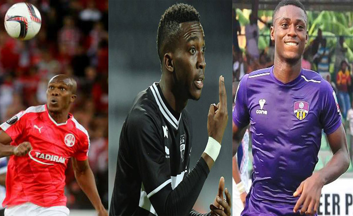 SHARP SHOOTERS: 5 Strikers Who Can Improve Super Eagles Attack