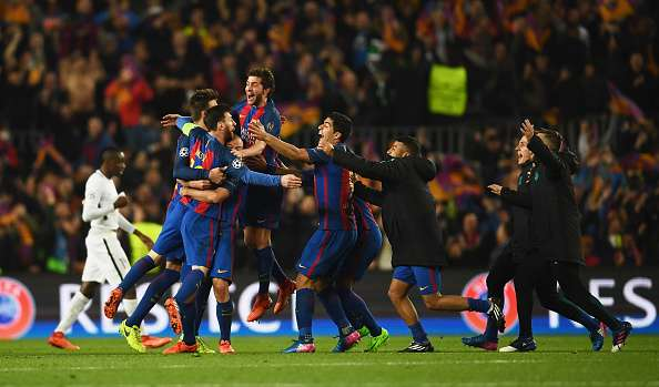 Odegbami: The Miracle At Camp Nou!