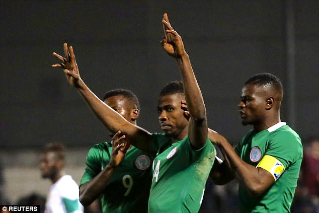 4 Strikers Who Can Replace Ighalo In Bafana Vs Eagles