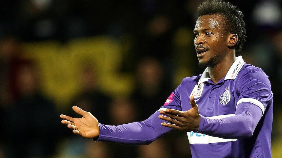 Kayode: My Position Vacant In Super Eagles, I Want To Score For Rhor
