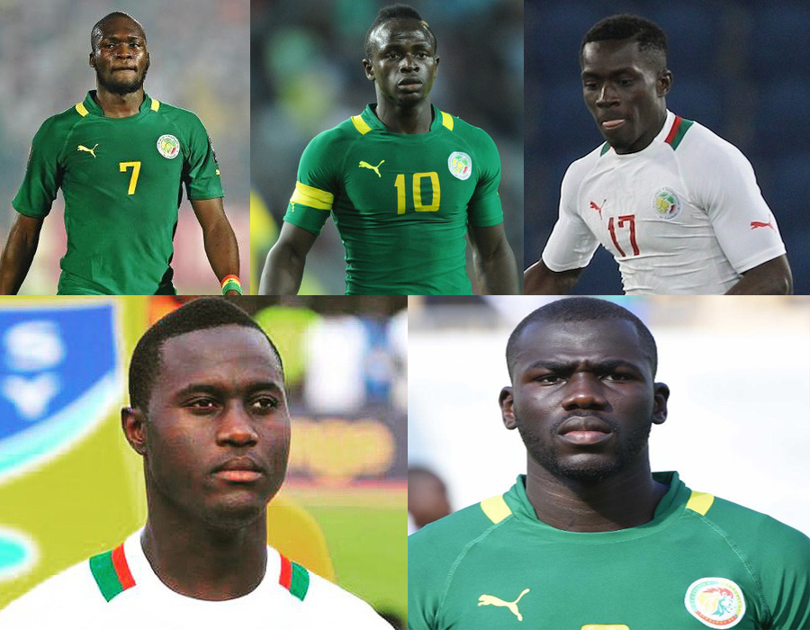 5 Dangerous Lions To Watch In Nigeria Vs Senegal