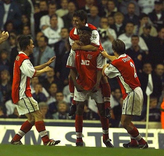 Tottenham Vs Ajax Home Or Away: Keown: Kanu Scored My Favourite Arsenal Away Goal Vs