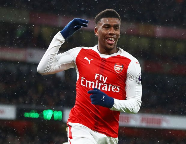 Ex-Man United Star: New Arsenal Manager Would Make Iwobi Fantastic