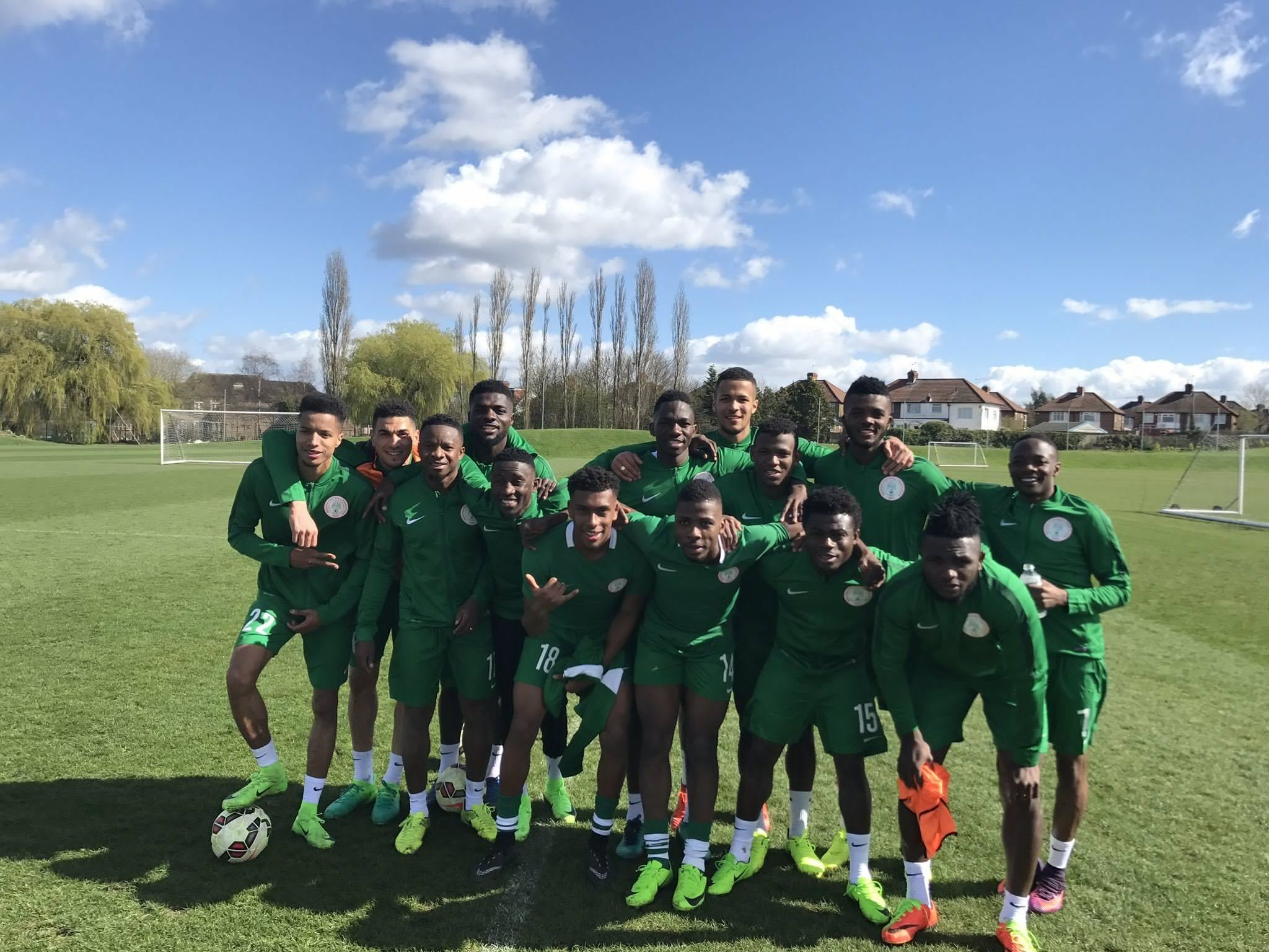 sport in nigeria Nigeria's fashionable super eagles continue to hog all the headlines ahead of  the world cup, following the sky sports poll that voted their.