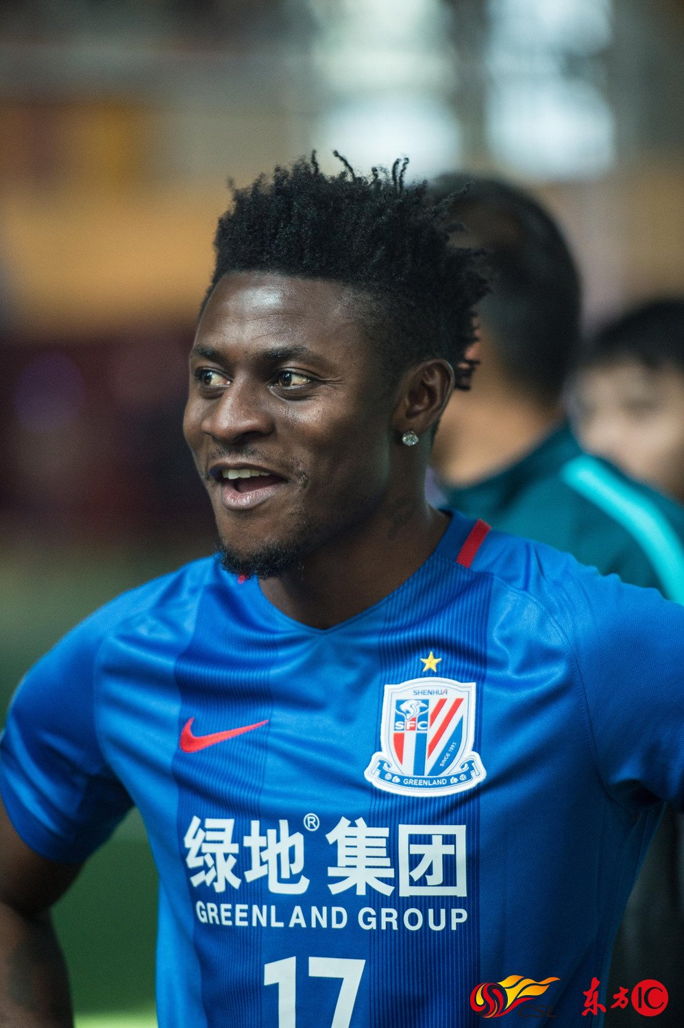 Martins Set For Shanghai Shenhua Return Vs Hebei CFFC