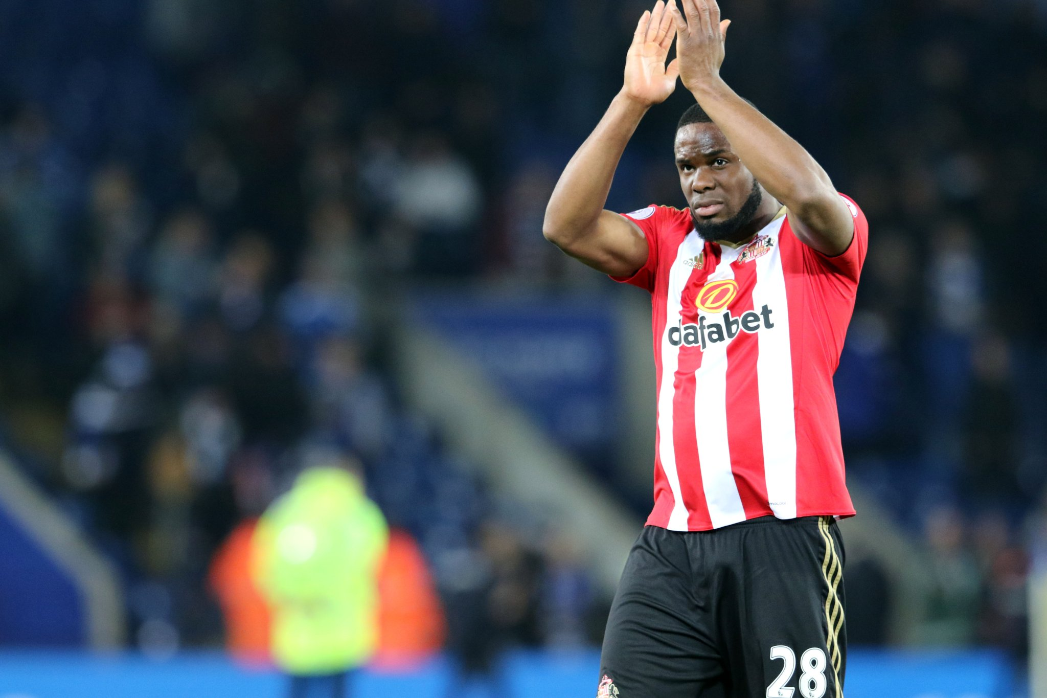 Anichebe Joins Chinese Second Tier League Club, Beijing Enterprises